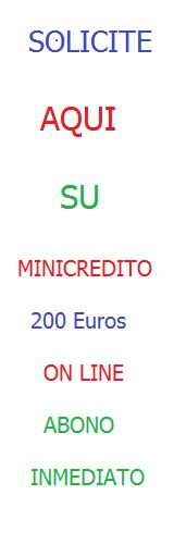 minicreditos